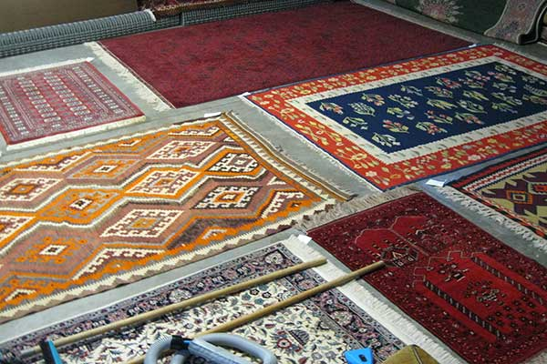 Oriental and Persian Area Rug Cleaning - Zimmerman Carpet Cleaners